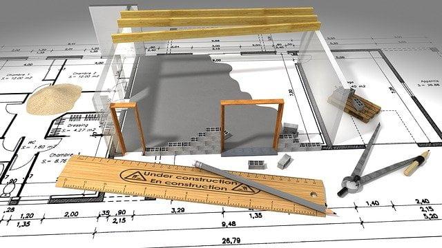 négociation de chantier et construction